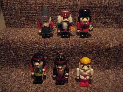NUTCRACKERS (NEW WITH TAGS)