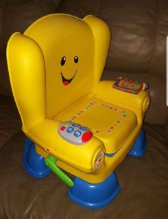 Fisher Price Laugh and Learn Smart Stage Baby Chair