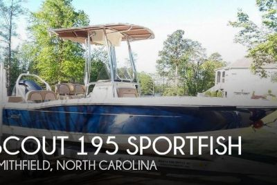 2017 Scout Sportfish 195