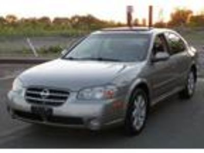 2002 Nissan Maxima inspected