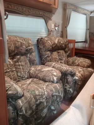 Camo Recliners