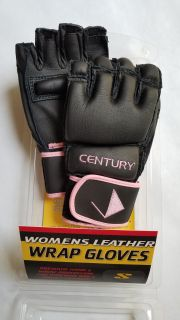 New Women's Leather Wrap Gloves