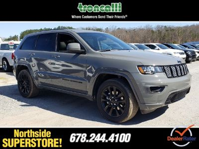 2019 Jeep Grand Cherokee ALTITUDE 4X2 (Sting-Gray)