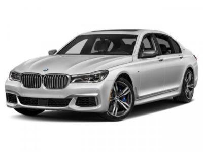 2019 BMW 7-Series M760i xDrive (Carbon Black Metallic)