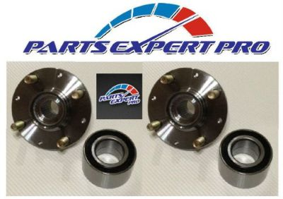 Sell WHEEL HUB BEARING ASSEMBLY SET FRONT CIVIC WITH NO ABS 1992-2000 motorcycle in Mulberry, Florida, United States, for US $64.95