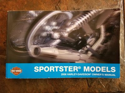 Harley Sportster Owners Manual