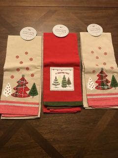 Holidays towels