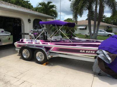 Must Sell Daytona Picklefork jet boat