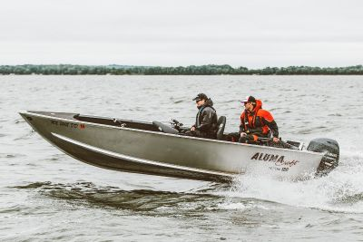 2018 Alumacraft Yukon 180 Jon Boats Edgerton, WI