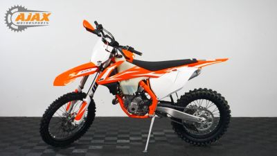 2018 KTM 350 XC-F Competition/Off Road Motorcycles Oklahoma City, OK
