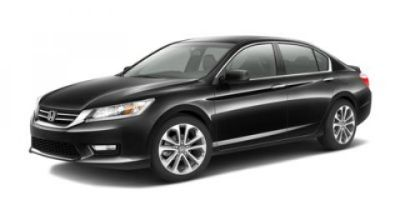 2015 Honda Accord Sport (Black)