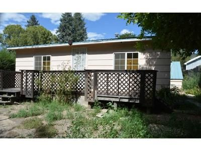 3 Bed 1 Bath Foreclosure Property in Raton, NM 87740 - Uracca Ave