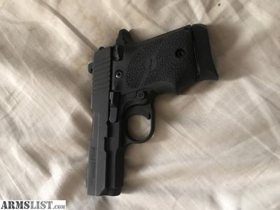 For Sale/Trade: Sig sauer 938