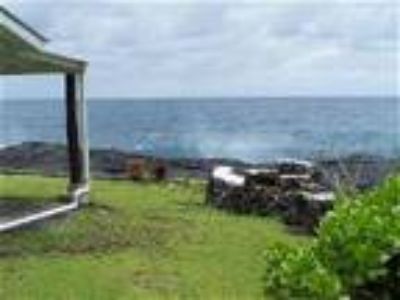 Hawaii Ocean Front Sunrise Cottage on the Puna Coast! - Cottage