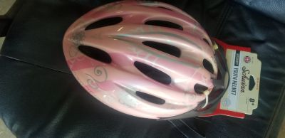 Bike Helmet (Ages 8+)