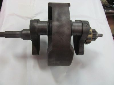 Buy 1949 1950 INDIAN SCOUT 440 CRANK CRANKSHAFT motorcycle in Corinth, Mississippi, US, for US $120.00