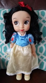 "Like New Disney Animator's Collection 15"" Snow White Doll"