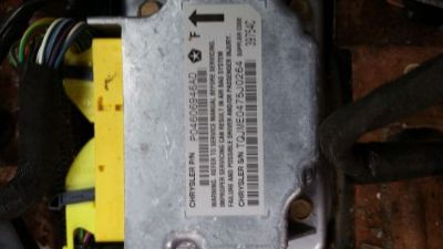Find 2005 Jeep Liberty Air Bag Module PO4606946AD motorcycle in Glen Burnie, Maryland, United States, for US $49.90