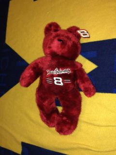 New with tags Dale Earnhardt Jr. bear