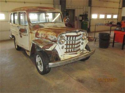 1951 Willys Wagon
