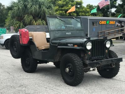 1948 Jeep Willy's