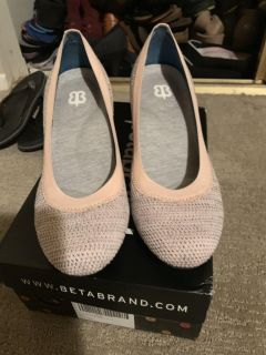 Beta brand late to the gate heels