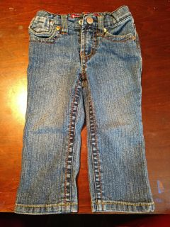 Baby girl Freestyle jeans. 18 months