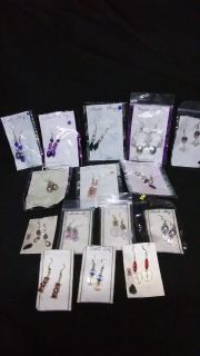 Bunches of Earrings