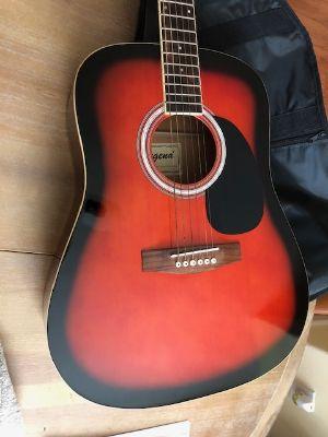 Ovation Legend Acoustic guitar 3