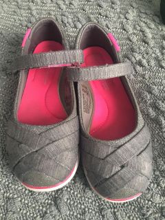 Champions grey Mary Jane shoes size 12