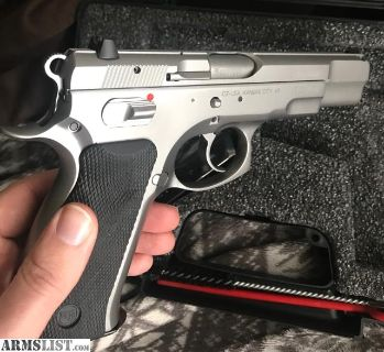 For Trade: CZ75 B 9mm