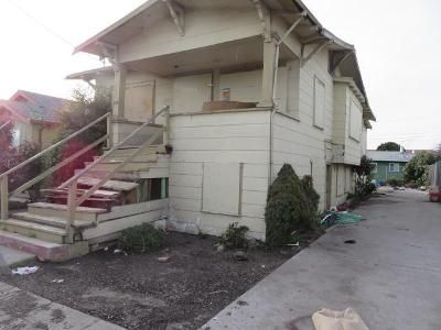 2 Bed 1 Bath Foreclosure Property in Oakland, CA 94621 - 76th Ave