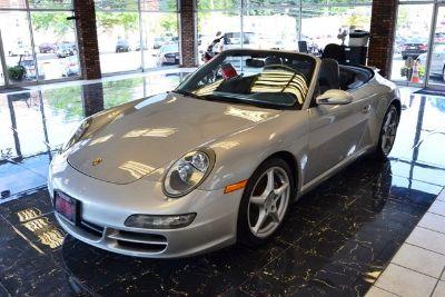 2006 Porsche 911 Carrera (Arctic Silver Metallic)