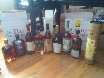 Bourbon Sale