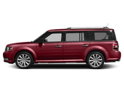 2019 Ford Flex SEL FWD (Ruby Red Metallic Tinted Clearcoat)