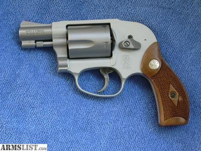 For Trade: Smith Wesson 638-3 38spl revolver