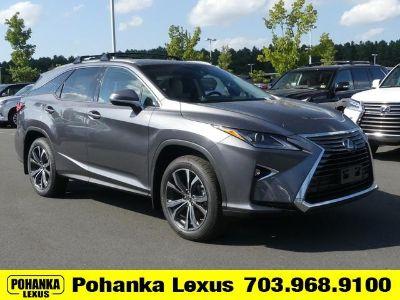 2018 Lexus RX (Gray)