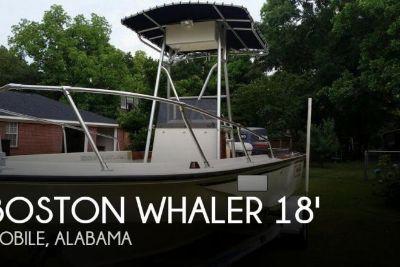 1986 Boston Whaler 18 Outrage