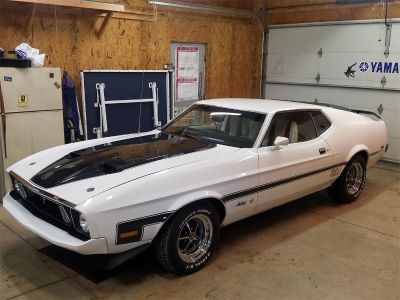 1973 Ford Mustang Cobra
