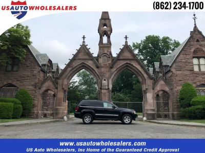 2007 Jeep Grand Cherokee Limited (Black)