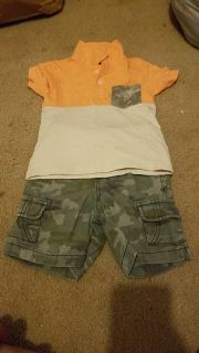 Cherokee outfit. 2t