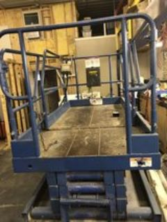 upright 26 ft lifter