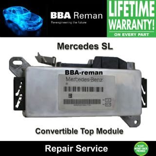 Buy Mercedes SL Convertible Top Module Repair Service Benz Soft Roof motorcycle in Taunton, Massachusetts, United States, for US $245.00