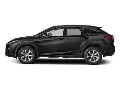 2018 Lexus RX 350 (Obsidian)