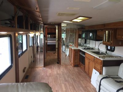 2000 Fleetwood AMERICAN TRADITION 40TVS
