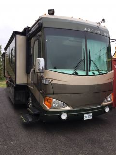 2005 Other FLEETWOOD EXCURSION 39L Other Golf Carts Woodstock, IL