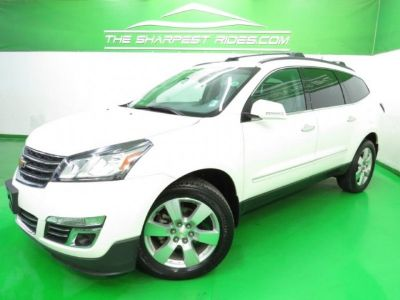 2014 Chevrolet Traverse LTZ AWD Leather Navi BackUp Cam* 1_Owner