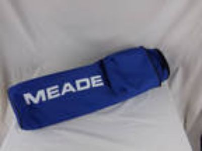 Meade ETX60 ETX70 #882 Telescope Tripod Nylon Carry Bag Case