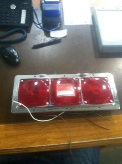 Sell Monarch Taillight 5129 SAE-A1P2RST-1 Motorhome RV Trailer motorcycle in Carthage, Missouri, US, for US $15.95