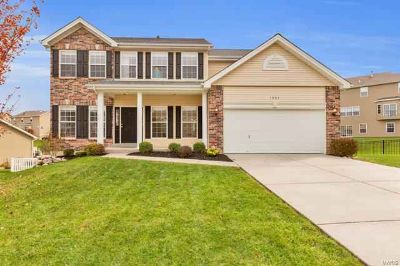 1064 Wyndgate Ridge Dr. Lake St Louis Four BR, Welcome home to